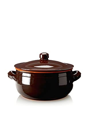 COLI Round Lidded Sauce Pan (Brown)