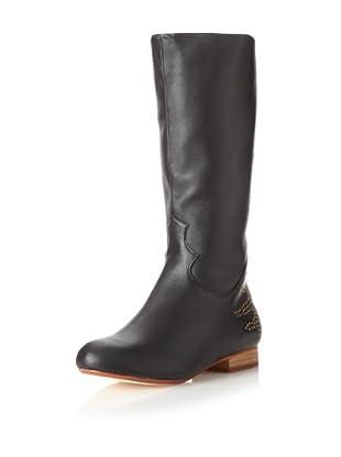 Fiel Women's Lemon Semi Western Boot (Black)