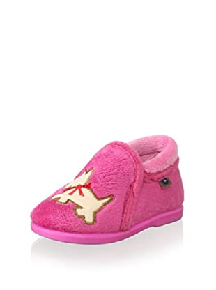 Conguitos Kid's Dog Slip-On (Fuchsia)
