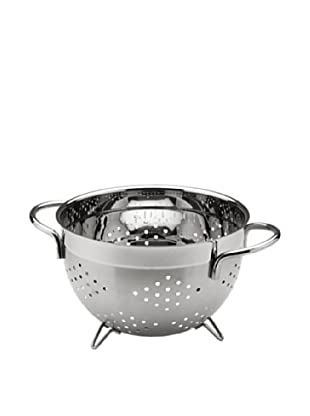 MIU France Brushed Stainless Steel Colander (Silver)
