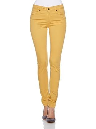 Selected Pantalón Annie (Mostaza)