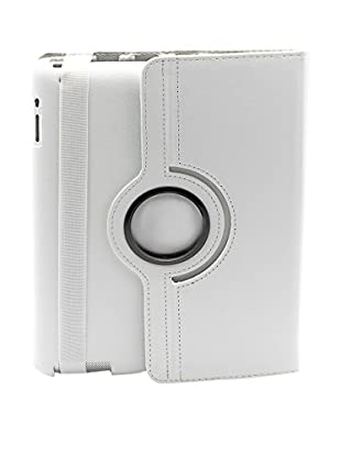 Funda 360º iPad 2 / 3 / 4 Blanco