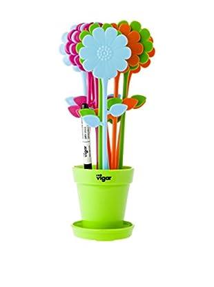 VIGAR Set Marcador De Plantas 15 Uds. Kosy Multicolor