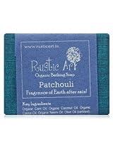 Rustic Art Patchouli (organic deo soap)