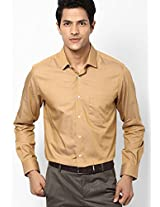 Khaki Full Sleeve Formal Shirts