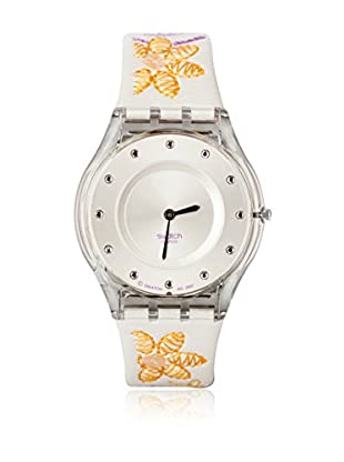 Swatch Quarzuhr Woman MADRE MIA SFK317 34.0 mm