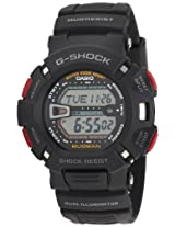 Casio G-Shock Digital White Dial Men's Watch - G-9000-1VDR (G201)