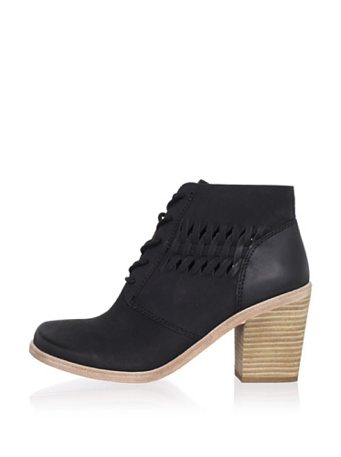 Modern Vintage Women's Carina Ankle Boot (Black)