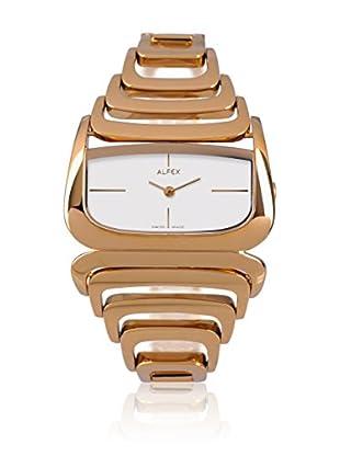 Alfex Quarzuhr 5669_613 40 mm roségold