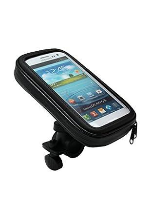 Unotec Fahrradhalterung Galaxy S5 / S4 / S3 / S2 schwarz