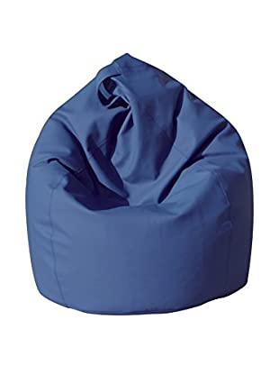 Modern Loft Sitzsack Dea blau