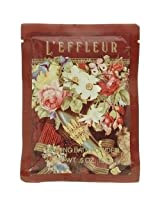 L'EFFLEUR by Coty BATH POWDER .5 OZ ( Package Of 2 )