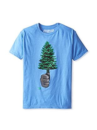 Ames Bros Men's Mr. Green Thumb Crew Neck T-Shirt