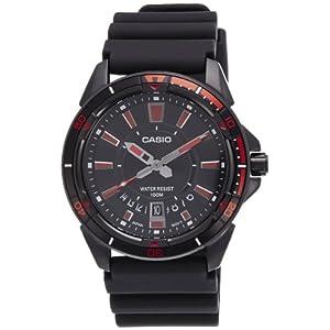 Casio Enticer Analog Black Dial Men's Watch - MTD-1066B-1A2VDF (A504)