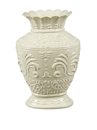 Winward English Garden Vase, Cream