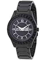 Just Cavalli Analog Black Dial Women's Watch - R7253180525