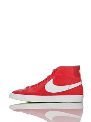 Nike Zapatillas Blazer Mid Prm (Rojo/Blanco)