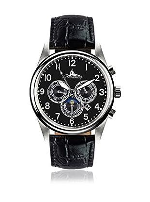 Richtenburg Reloj automático R11300 Athen Negro 42 mm14 mm