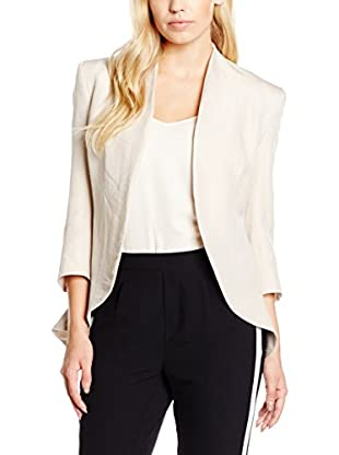 Stellar Blazer Scallop Back Detail
