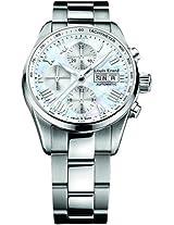 Louis Erard Analog Silver Dial Men Watch - 78102AA04.BMA22