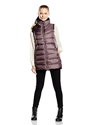 ADD Chaleco Plumas Reversible Down Long Vest