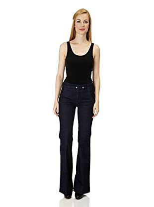 7 for all Mankind Jeans Bryant Park High Waisted Wide Leg (Denim)