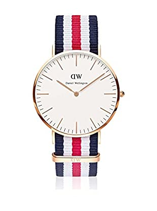 Daniel Wellington Reloj de cuarzo Man DW00100002 40 mm