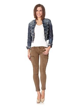 Lotus Jeans Jacke Lisa Rosalie River (indigo/stone washed)