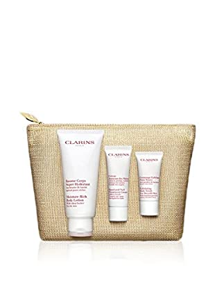 Clarins Tratamiento Corporal 4 Piezas Body Care Collection