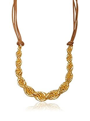 ETRUSCA Halskette 60.96 cm braun