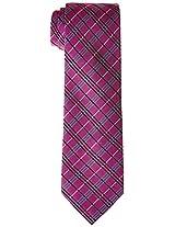 Louis Philippe Men's Silk Neck Tie