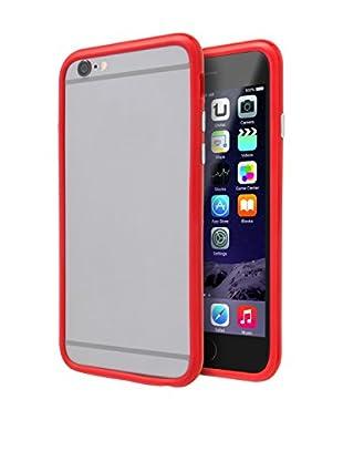 UNOTEC Bumper Dual iPhone 6 / 6S Rojo