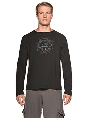 Datch Gym Camiseta Oswald (Negro)