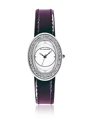 K&Bros  Reloj 9159 (Violeta)