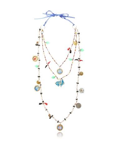 Mercedes Salazar Madonna Charm Necklace