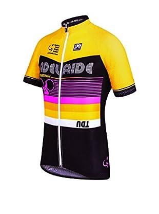 Santini Maillot Ciclismo TDU ADelaDe