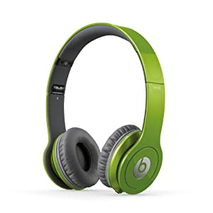 Beats by Dr.Dre Solo HD Headphone (Sour Apple)