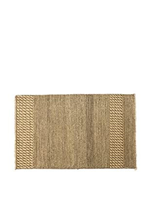 RugSense Teppich Grass beige 110 x 68 cm