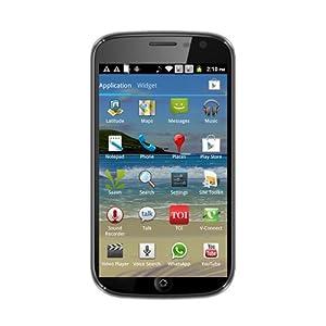 Videocon A45 Dual SIM SmartPhone-Black