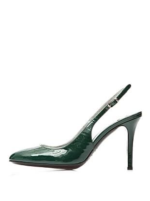 D&G Zapatos Charol (Verde)