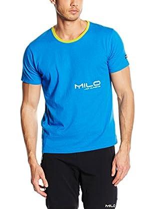Milo Camiseta Manga Corta Gagarin Unisex