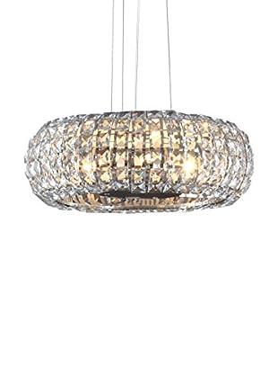 Contemporary Living Lámpara De Suspensión Disko Transparente