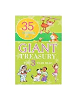 35 Stories In 1: Giant Treasury For 3 Years Olds