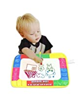 Baby Kids Water Drawing Painting Writing Board Mat Doodle Magic Pen