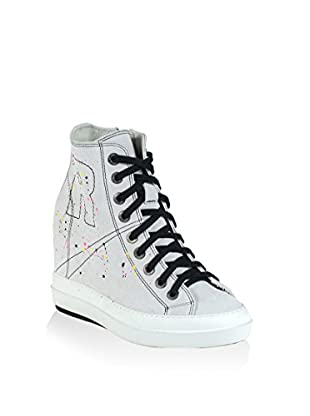 Ruco Line Keil Sneaker 4916 Velour Paint