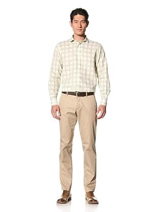 Scott James Men's Landon Shirt (Green)