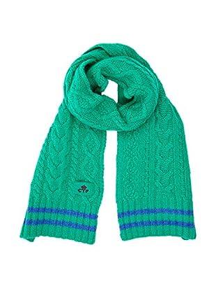 Cortefiel Bufanda Punto (Verde)