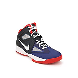 Zoom Born Ready Blue Basketball Shoes
