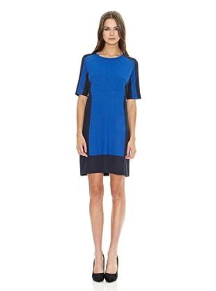 Mango Kleid Edika (Blau)