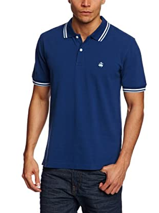 Brooks Brothers Polo Gaspard (Azul)